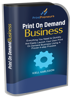 Print On Demand Business Video Training